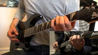 Metallica - The Struggle Within Guitar Cover