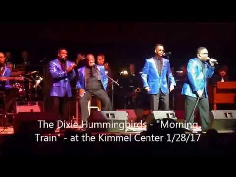 Dixie hummingbirds gospel singers realize, told