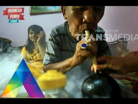INDONESIA PUNYA CERITA - Aneh Menyembuhkan Sakit Gigi Dengan Asap