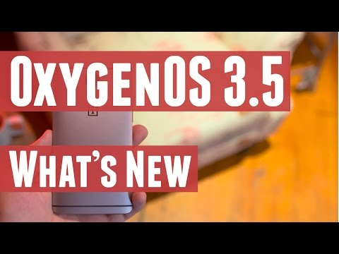 OxygenOS 3.5 Community Build for the OnePlus 3