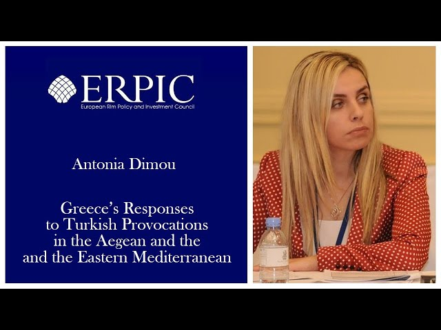 Greece's Response to Turkish Provocations in the Aegean and Eastern Mediterranean
