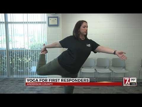 Upstate yoga instructor wants to help first responders