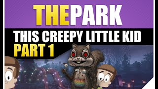 The Park Gameplay Part 1 | Creepy Child | PS4 (Scary Game) 1080p