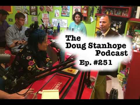 Doug Stanhope Podcast #251 - Bingo Goes To The Library