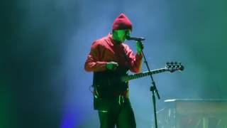 """Message Man & Polarize"" Twenty One Pilots@Firefly Festival Dover, DE 6/16/17"