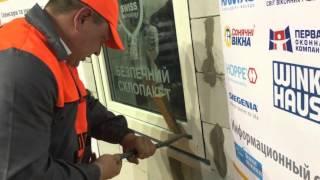 видео Противовзломные окна - противовзломная фурнитура для пластиковых окон
