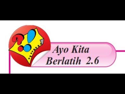 We did not find results for: Ayo Kita Berlatih 2 6 Matematika Smp Kelas 7 K 13 Materi Himpunan Youtube