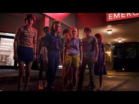 An Evolving Ensemble | Stranger Things | Netflix