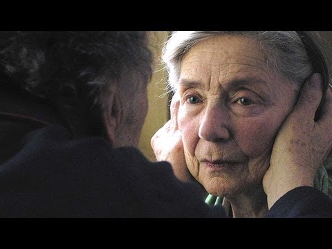 AMOUR Movie Trailer (Best Foreign Film ACADEMY AWARD - Cannes Palme d'OR)