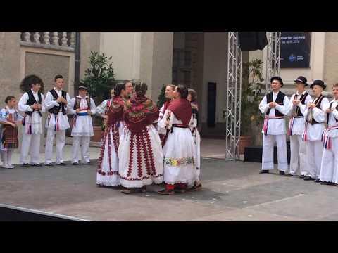 Hkud Vilim Cecelja Salzburg - Fest der Volkskulturen Salzburg 2016