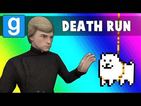 Thumbnail: Gmod Deathrun Funny Moments - Undertale Map! (Garry's Mod)