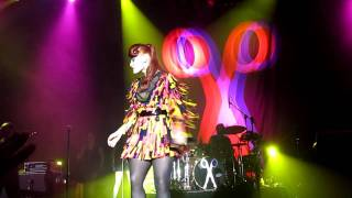 Scissor Sisters - Tits on the Radio (Live in Hong Kong 1/5/2012)