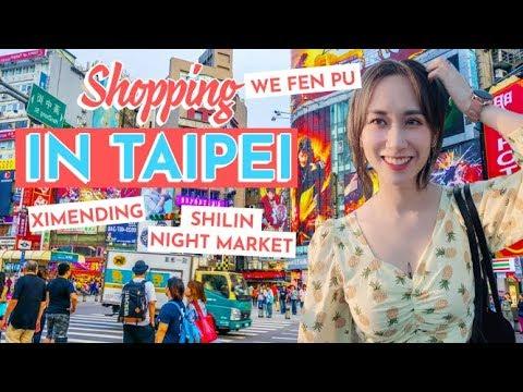 ĐI ĐÂU CHƠI, ĂN GÌ, SHOPPING CHỖ NÀO Ở ĐÀI BẮC   HƯƠNG WITCH IN TAIWAN