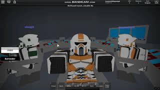 Roblox | NEW SERIES OF ROBLOX GRAND ARMY OF THE REPUBLIC!!!!!!!!!!!!! | G.A.R. RP