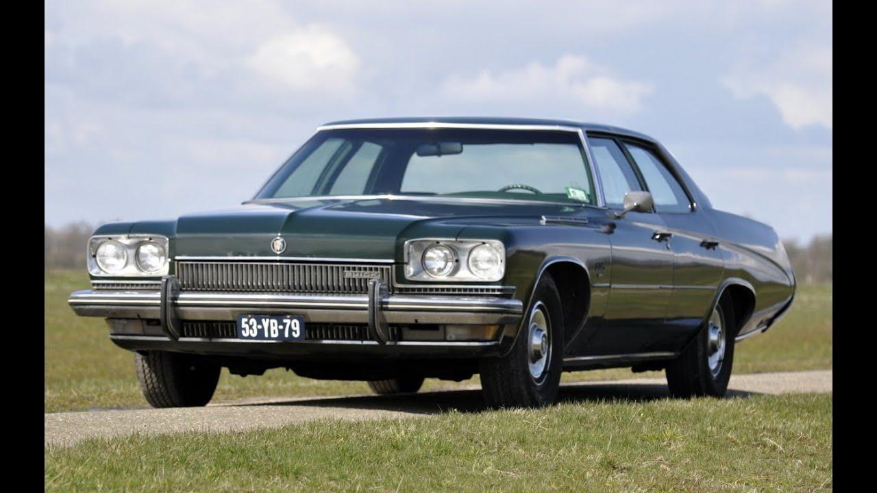 2015 Buick Lesabre >> Buick LeSabre 1973 - YouTube