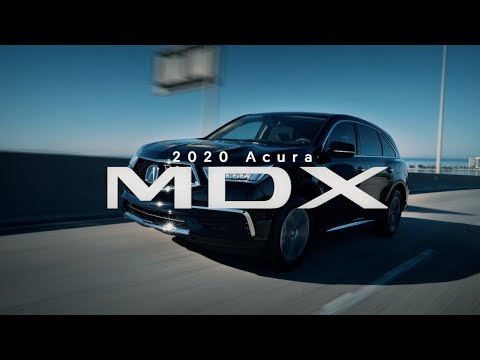 2020 Acura MDX: Exterior & Interior Design Walkaround