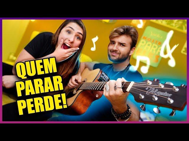 QUEM PARAR DE CANTAR PRIMEIRO PERDE! ft. Nicholas Torres