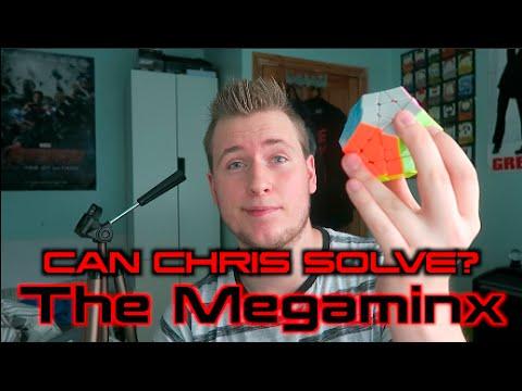 Can Chris Solve?: Megaminx