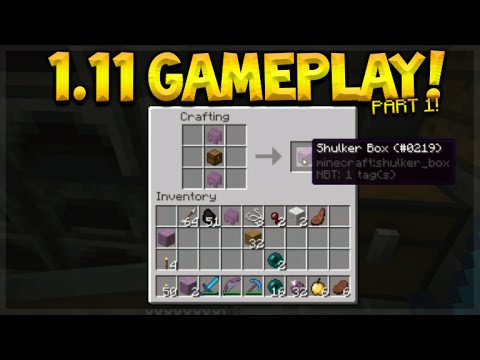 Minecraft 1.11 Exploration Update - FIRST Official Gameplay Features Minecon 2016
