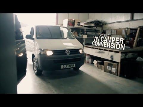 The VW Campervan Conversion - T4, T5 & T6 Transporter