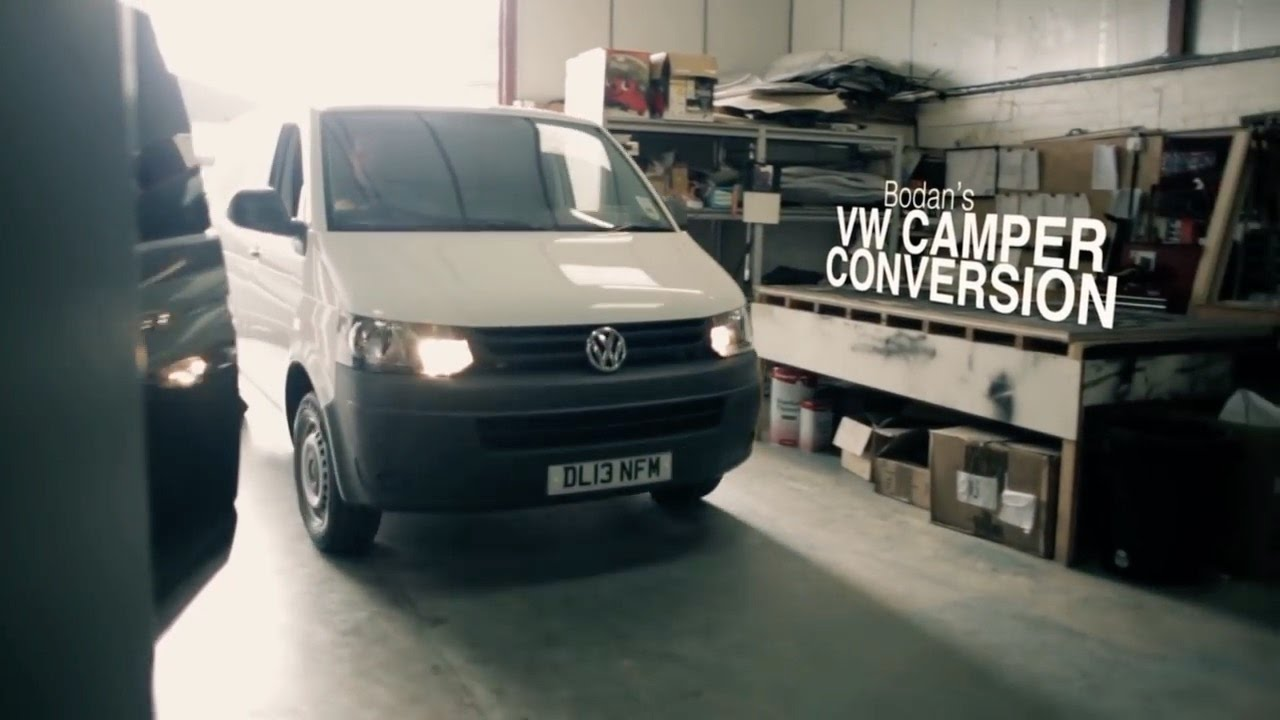 The VW Campervan Conversion