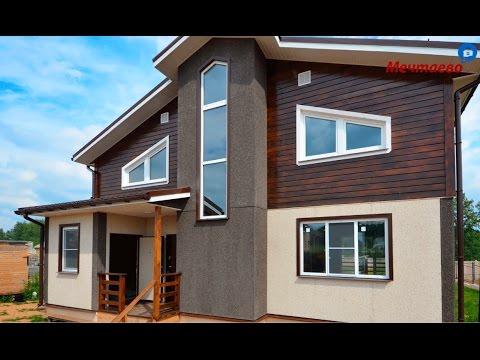 Дома из бруса под ключ недорого, цены и проекты