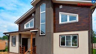 Коттедж «Сидней-2» - отзыв владельца дома. Строительство каркасных домов «Мечтаево»(, 2015-10-16T20:36:57.000Z)