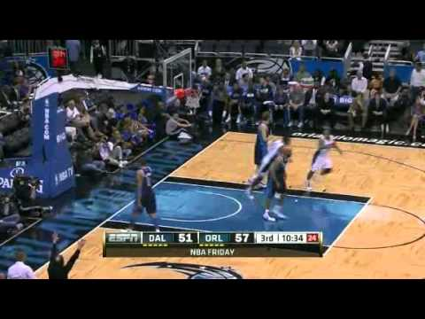 Dallas Mavericks vs Orlando Magic | NBA 2011-2012 | 03/30/2012 | Highlights Game Recap