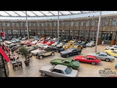 Classic Remise Dusseldorf Germany - Classic Cars & Exotics