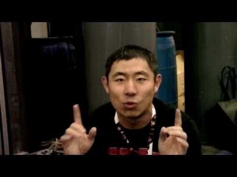 Www.GHOSTBUSTING.net's Webisode 1: NYC Comic Con - James Zhang Of Concept Art House INC