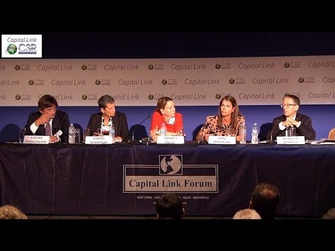 2016 6th Annual Capital Link CSR Forum - European Organizations