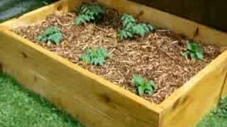 Building A Raised Bed Planter-part 1 / Overview