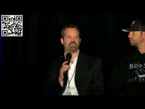Flat Earth International Conference 2018   Bible Panel (Mirrored)