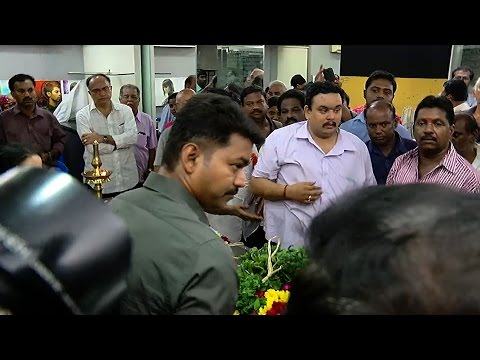 M. S. Viswanathan Died in Chennai - Actor Vijay | Vadivelu & Others Pay Homage - Red Pix 24x7  -~-~~-~~~-~~-~- Please watch: