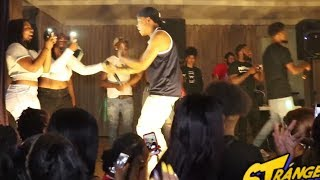 Tray BNDO Performs Live Show In His Hometown (Trenton,NJ)