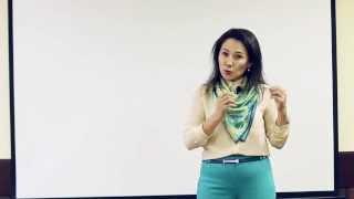 Уроки ораторского мастерства на казахском языке. Роль жестов при выступлениях.