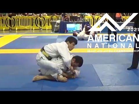 Joao Miyao v Arnold Monterroso / American National 2021