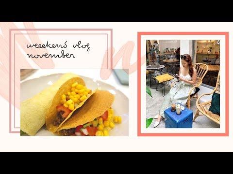 tỰ-lÀm-tacos-ngon-ngon,-mua-sẮm-q2,-quick-skincare-ngÀy-da-lÊn-mỤn-|-november-weekend-vlog