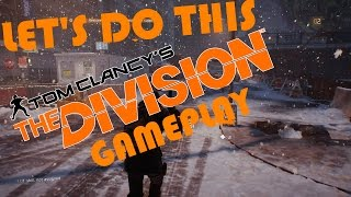 THE DIVISION MULTIPLAYER GAMEPLAY [PS4]