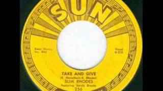 great rockabilly 50 s rock and roll slim rhodes