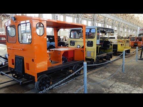 Gang Car Train Track Repair