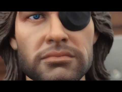 Sideshow Escape From New York Snake Plissken 1/6 Scale Figure Review