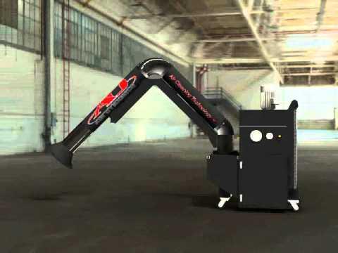 Air Dynamics: Portable Fume & Dust Collector