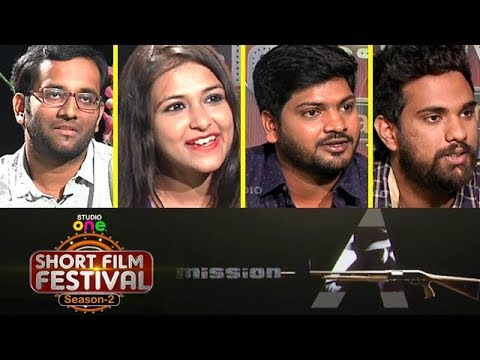 Studio One Special Interview With Mission A Short Film Team | Short Film Festival Season 2