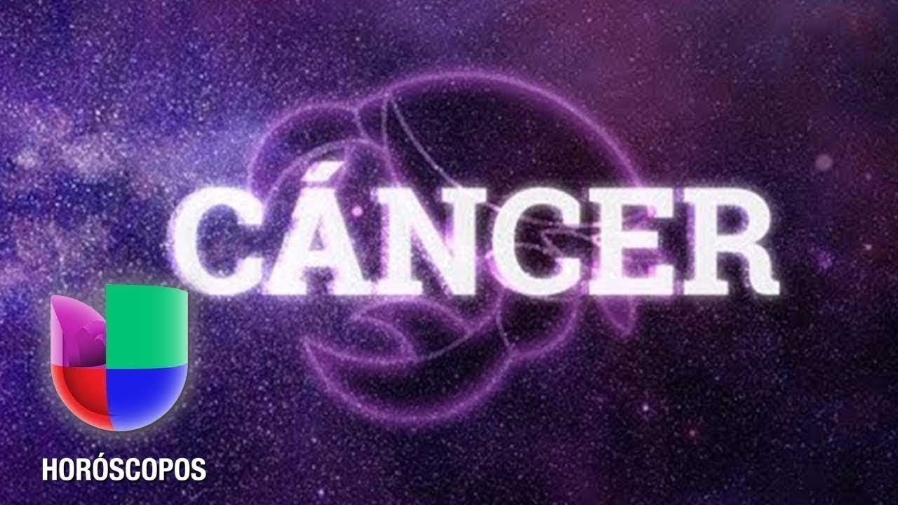 cancers horoscope in univision