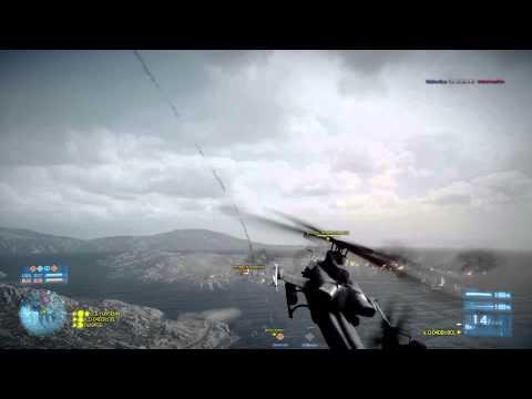 BF3 || TV vs jet || yunsenin || pilot POV