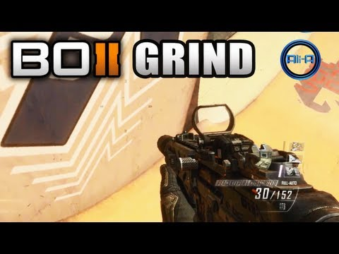 "PEACEKEEPER SnD ""GRIND"" Gameplay - Black Ops 2 Multiplayer Map DLC - Revolution Map Pack"