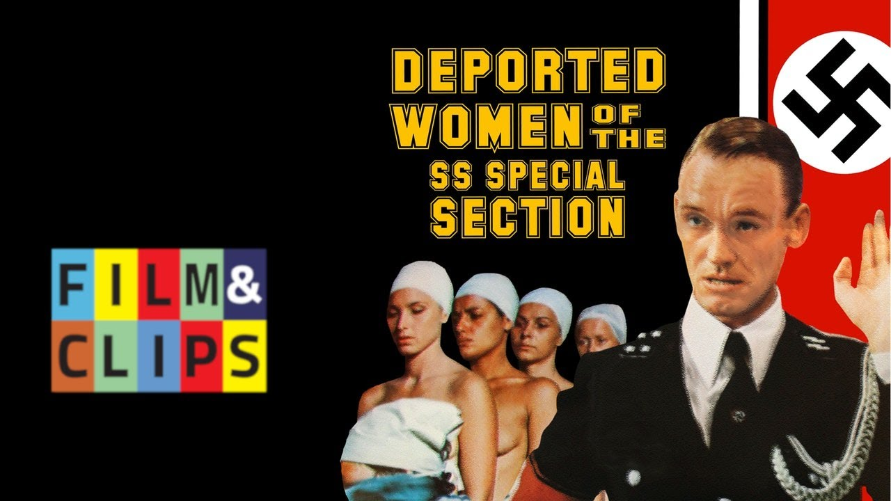Download Deported Women of the SS Special Section (悪魔のホロコースト) - Full Movie With Japanese Subs by Film&Clips