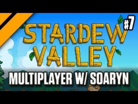 Stardew Valley: Farming with Day[9] - Multiplayer w/ Soaryn - P7