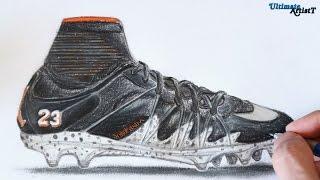 Nike Hypervenom Phantom 2 (Neymar X Air Jordan) Cleats | Art